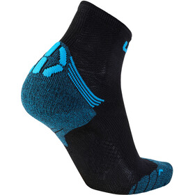 UYN Run Superleggera Calcetines Hombre, black/indigo